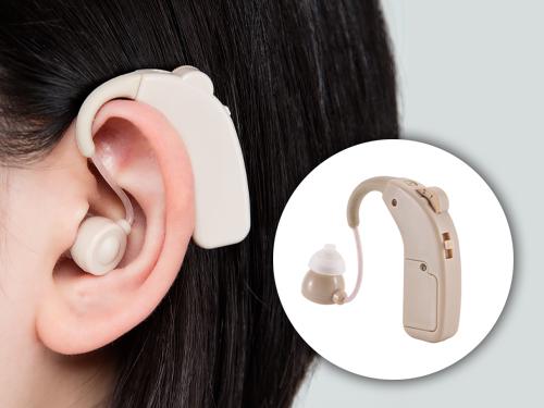 耳掛式充電助聽器64KA