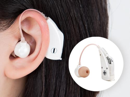 耳寶電池式耳掛型助聽器6B73