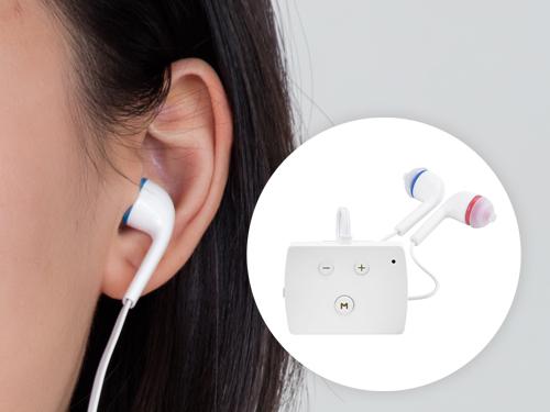 充電式口袋型藍牙助聽器 6K52
