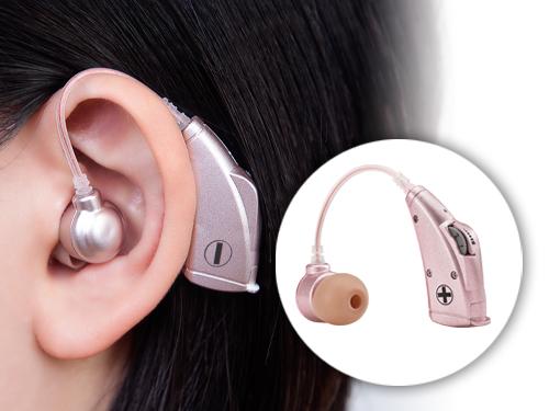 耳寶電池式耳掛型助聽器6B78